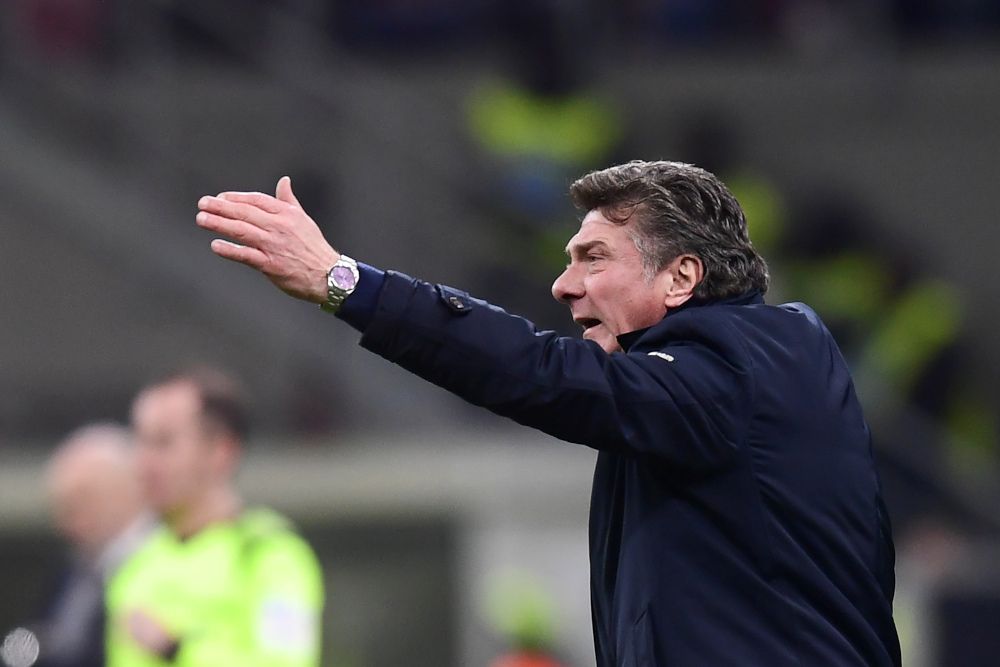The former Napoli, Inter Milan and Watford manager has agreed a deal until 30 June 2024, his first coaching job since leaving Torino in February 2020. — AFP pic
