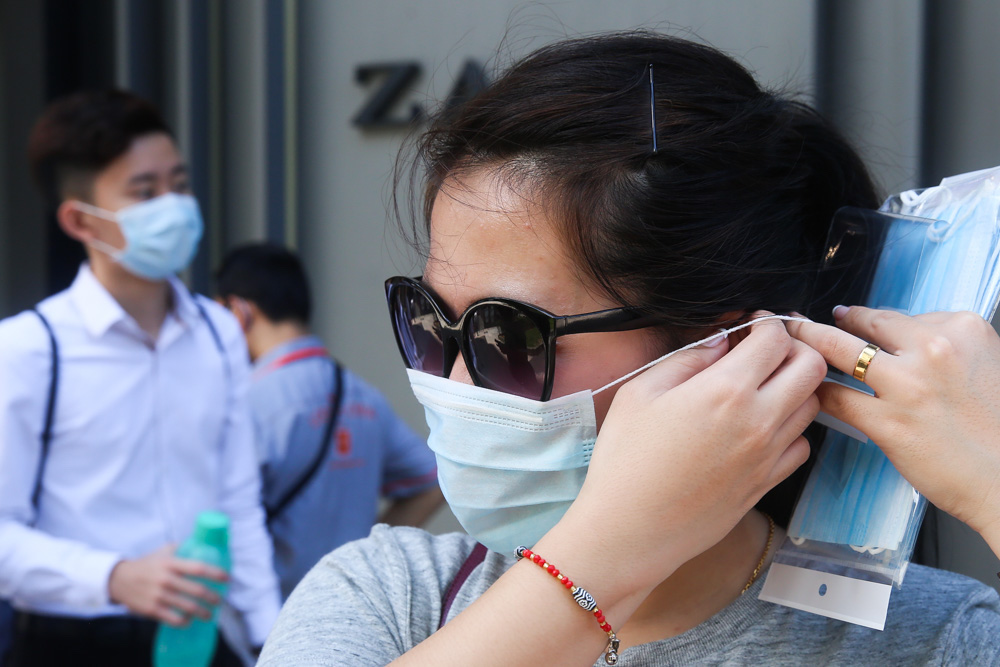KPDNHEP in a statement today said the compound was offered to the hospital today for the offence it had committed under Section 11 of the Price Control and Anti-Profiteering Act 2011. — Picture by Choo Choy May