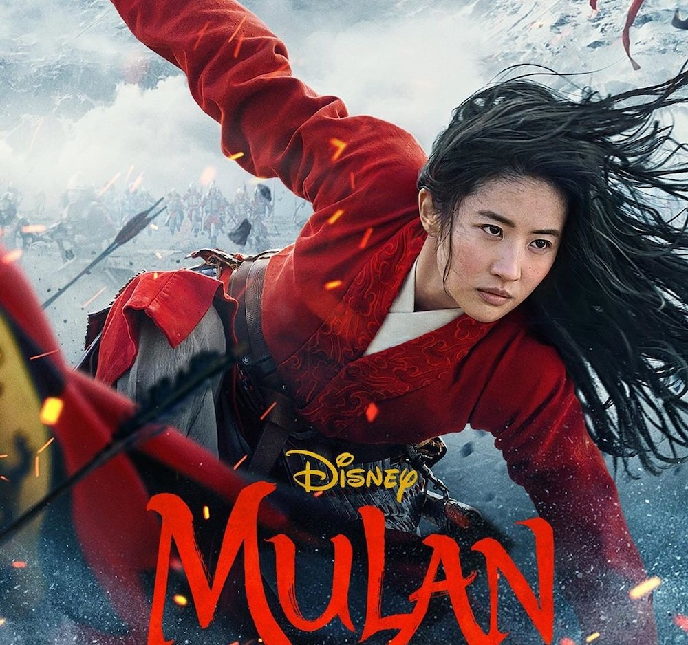 Mulan goes up against the Rouran army in the live-action remake of the animated film. — Picture courtesy of Disney+ Hotstar