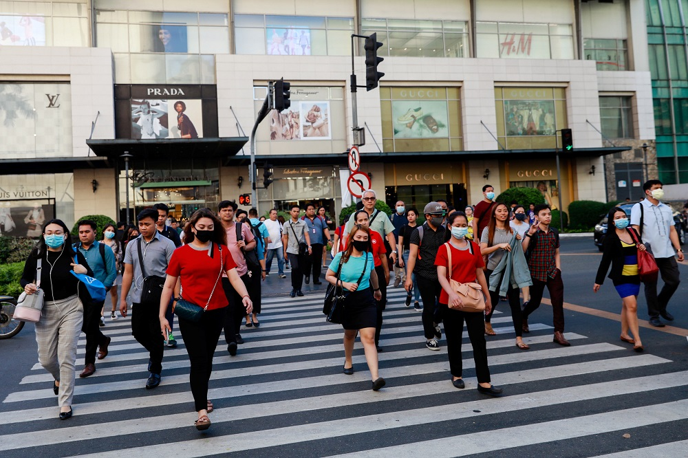 The Asian Development Outlook (ADO) 2020 Update projects a deeper decline in the Philippines' economy than ADB's June forecast of 3.8 per cent contraction, with subdued private consumption and investment expected for the rest of the year and uncertainties about the global economic recovery. — Reuters pic
