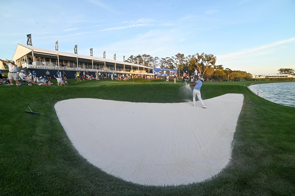 In a coordinated announcement, the remaining tournaments of the 2019-2020 PGA Tour on the schedule said they will not host fans due to concerns over Covid-19. — Picture by Adam Hagy-USA TODAY Sports via Reuters