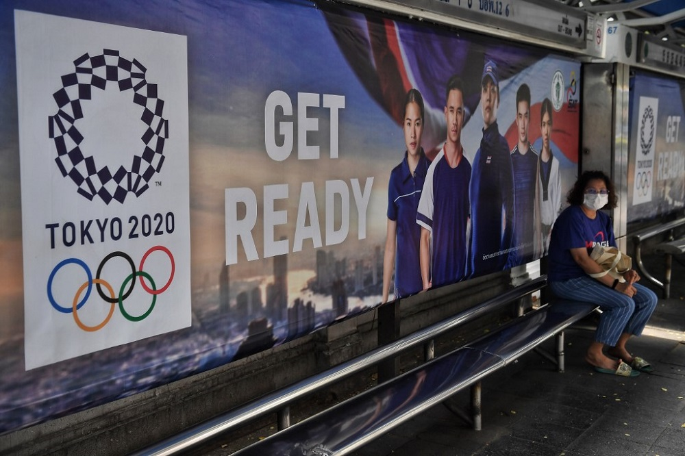 The ― Tokyo 2020 Olympics were postponed in a historic decision earlier this year because of the coronavirus pandemic, with a scaled-down version set to be held from July 23, 2021. — AFP pic