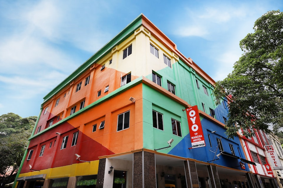The India-based hospitality company said the free rooms will be available from now until April 14 at OYO 188 YP Wangsa Hotel, OYO 882 Hotel Sri Muda Corner, and OYO 89676 Hotel 22 in Seremban. — Picture courtesy of OYO Malaysia