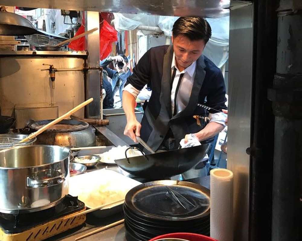 Hong Kong celebrity Nicholas Tse has lowered the rental of his properties on the island state in a bid to attract tenants. — Photo via Facebook/ Nicholas Tse