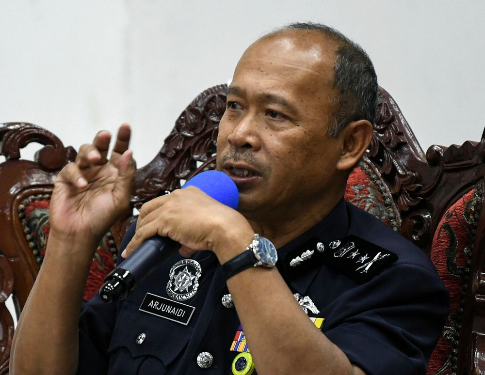 Selangor deputy police chief Datuk Arjunaidi Mohamed said police were still waiting for the medical report in the case of a child abuse allegation. — Bernama pic