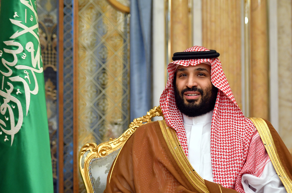 Saudi state agency SPA quoted Saudi Arabia's de facto ruler Crown Prince Mohammed bin Salman as saying the annual gathering of Gulf leaders would unite Gulf ranks 'in the face of challenges facing the region'. — Reuters pic