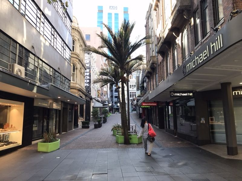 File photo of a street in Auckland. — Picture by CK Lim