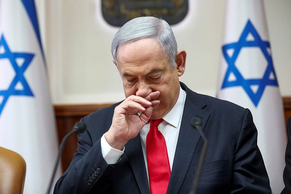 Israeli Prime Minister Benjamin Netanyahu's office has declined to comment on the killing. — Reuters pic