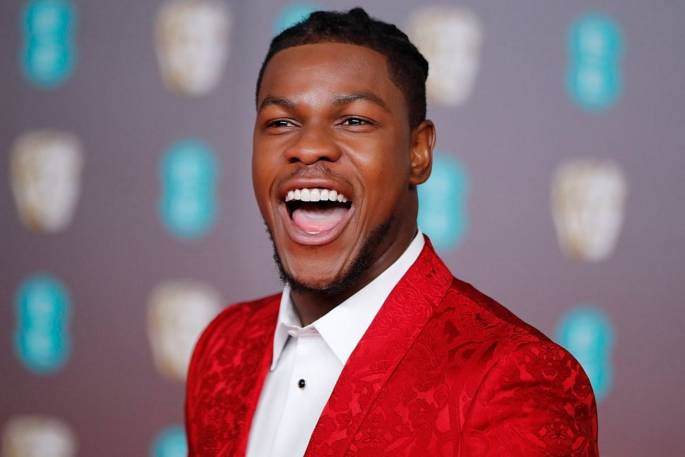 John Boyega's move follows his criticism of the marketing of non-white characters in the latest 'Star Wars' films and his outspoken support for the Black Lives Matter movement. — AFP pic