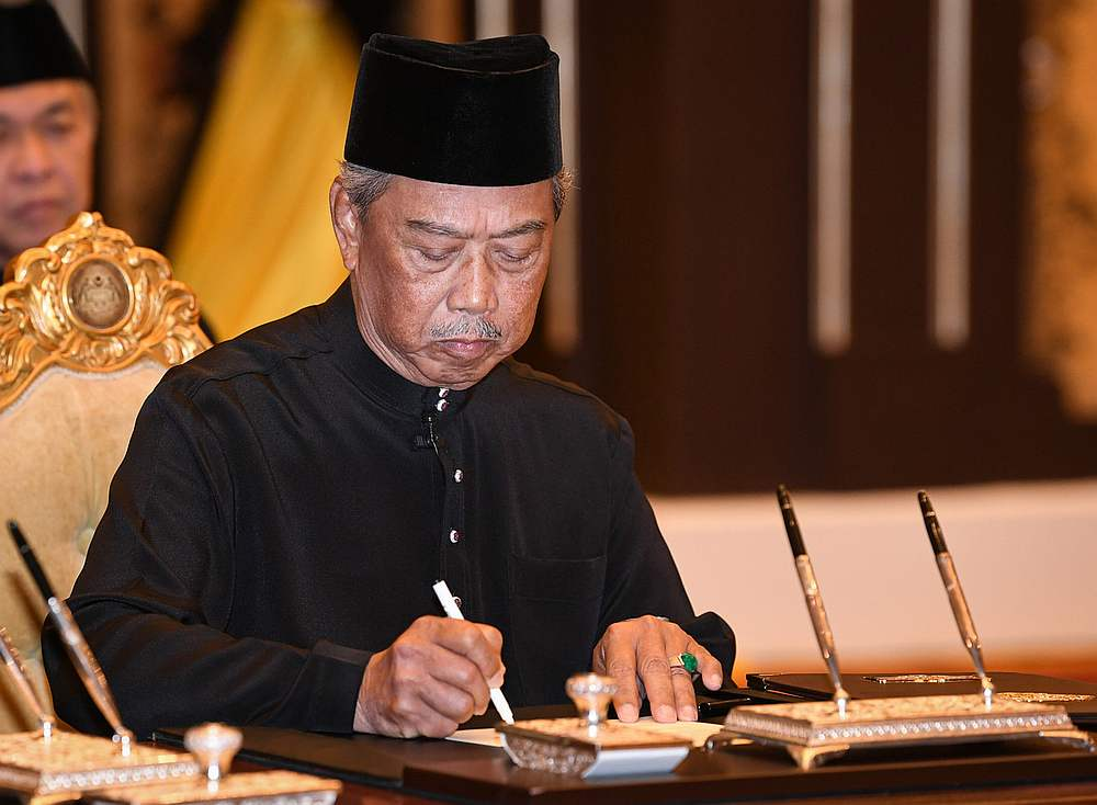 Analysts believe Muhyiddin is likely to ride on the popular backing of a large segment of the Malay electorate, particularly from lower-income and rural voters. — Bernama pic