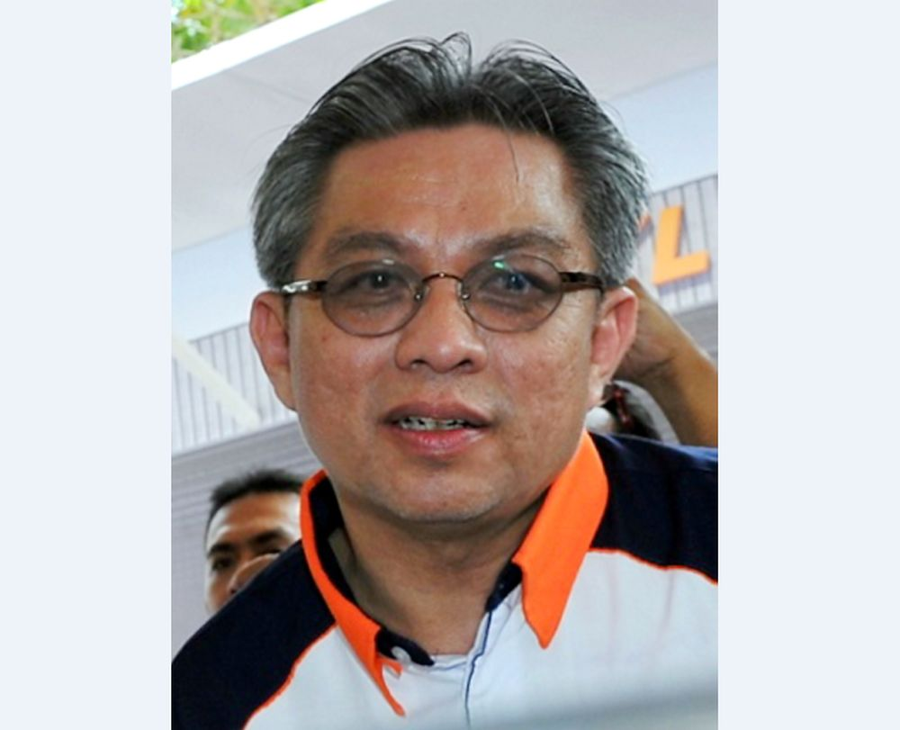 Datuk Seri Dr Adham Baba has been named as the new Minister of Health. — Bernama pic