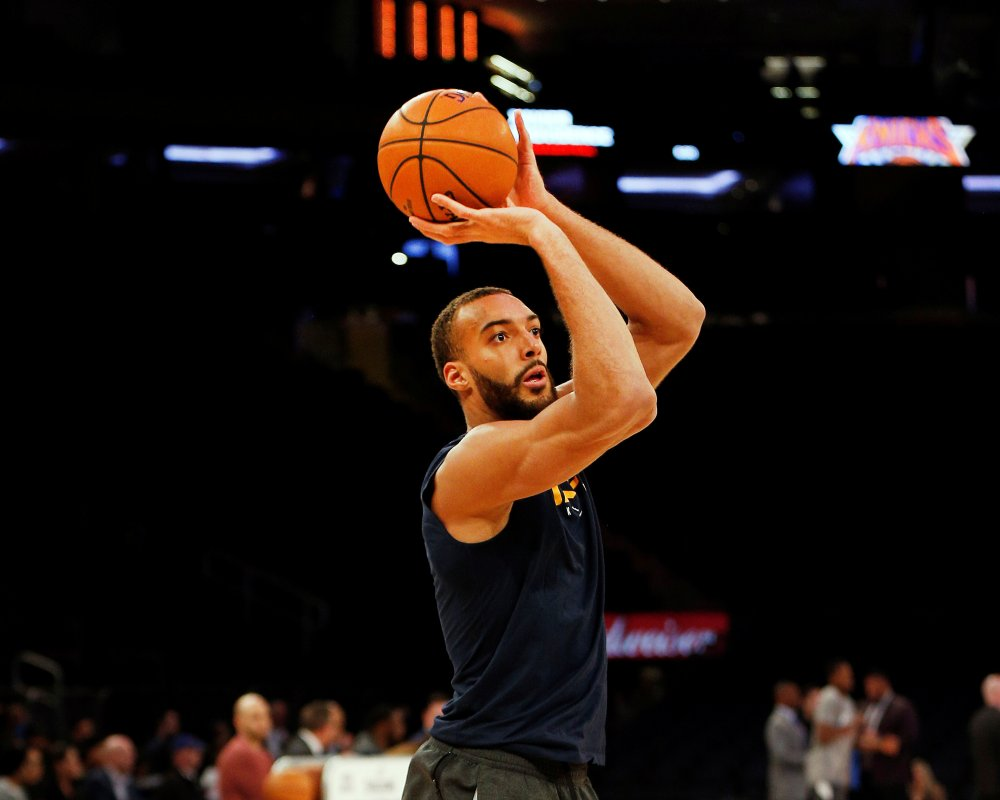 The NBA season was shut down on March 11 after Utah's Rudy Gobert tested positive for coronavirus. ― Picture by Andy Marlin-USA TODAY Sports/File Photo via Reuters