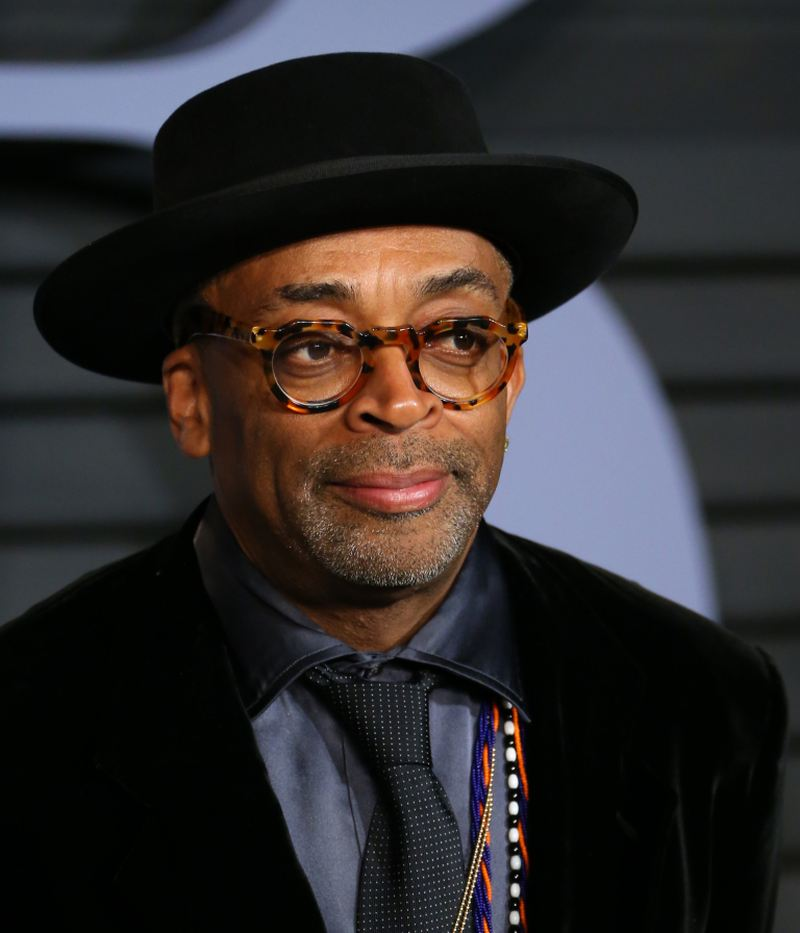 Director Spike Lee accepted the prestigious American Cinematheque Award online yesterday. ― AFP pic