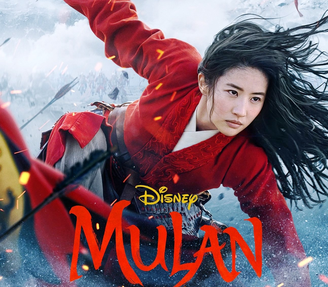 Disney's 'Mulan' has run into controversy for being partly filmed in the Xinjiang region, where China's clampdown on ethnic Uighurs and other Muslims has been criticised by some governments, including the United States, and human rights groups.