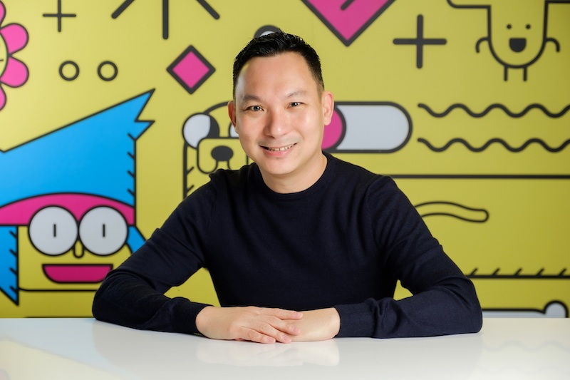 Lee says Malaysian animators are in demand because of their willingness to learn, hunger for excellence and passion for the industry. — Picture courtesy of Cartoon Network