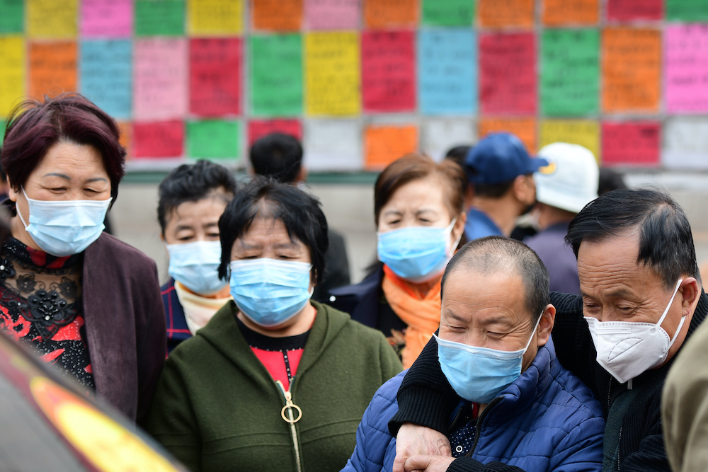 China reports 13 new Covid-19 cases, six of them autochthonous