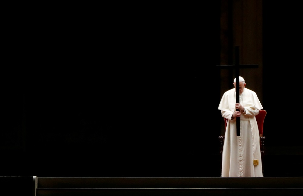 The nine electors come from around the world and increase the possibility that the next pope will be a person who will continue Francis' policies. ― Reuters pic