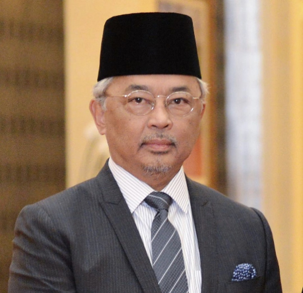Yang di-Pertuan Agong, Al-Sultan Abdullah Ri'ayatuddin Al-Mustafa Billah Shah in November urged MPs to set aside their political differences amid calls for a no-confidence vote against Prime Minister Tan Sri Muhyiddin Yassin). ― Picture courtesy of Instagram/Istana Negara