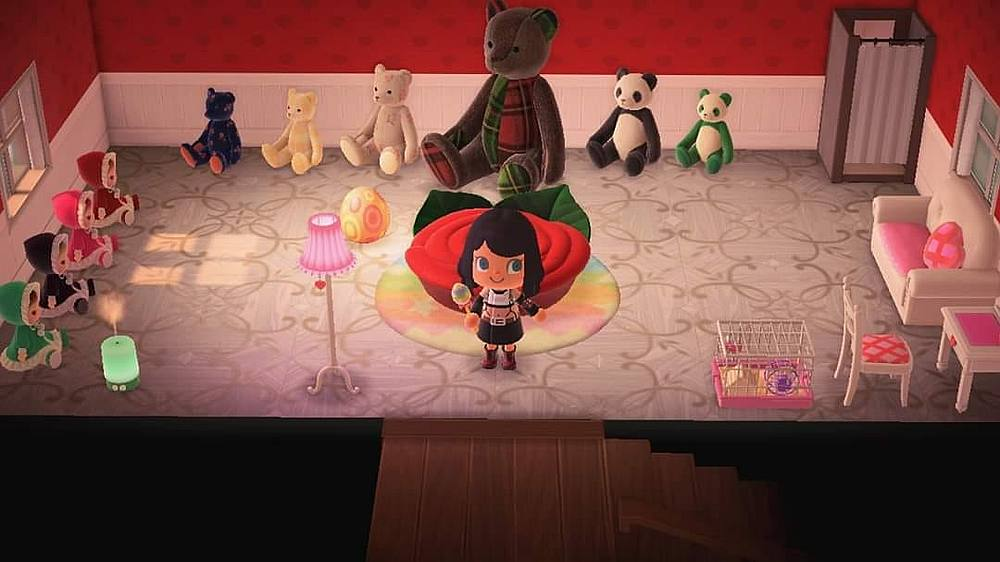 'Animal Crossing' lets you indulge your inner collector and interior designer. — Picture courtesy of Facebook/Sangeetha Pulanisamy