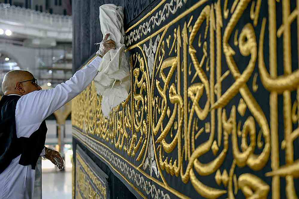 Under the second stage from October 18, the number of umrah pilgrims will be increased to 15,000 per day. — Saudi Press Agency handout via Reuters