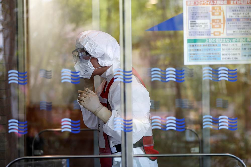(Update 2) Tokyo Issues Top Alert on Medical Availability