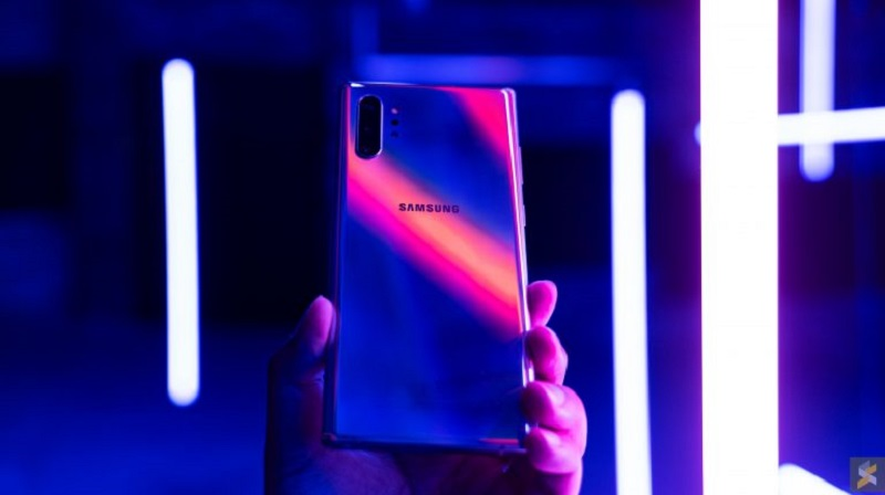 Just like the Galaxy S20, Samsung's next flagship is expected to be called the Galaxy Note 20, as opposed to something like the Galaxy Note 11. — SoyaCincau pic