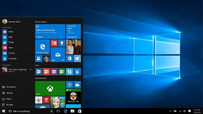 Support for current systems that have 32-bit Windows 10 installed will still be supported, with security and feature updates expected to continue from Microsoft. — Picture courtesy of Microsoft via SoyaCincau