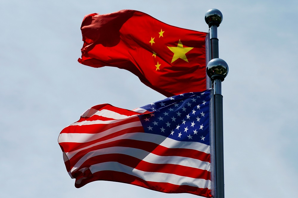 USA places sanctions on China's biggest chipmaker