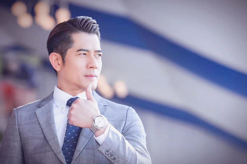 Hong Kong heartthrob Aaron Kwok will be performing live this Saturday to raise funds for dancers and those in the film industry affected by the Covid-19 pandemic. —Picture via Facebook/ aaronkwokfushing