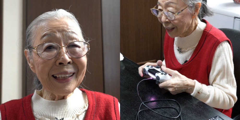 Mori said she was inspired to get into gaming after seeing children around her pick up the hobby. — Pictures from Guinness World Records website