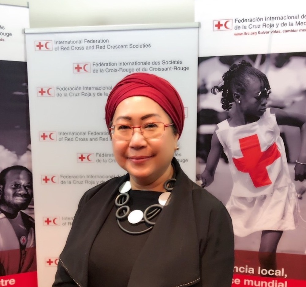 Tan Sri Dr Jemilah Mahmood said there was no reason why Asean could not have a regional agreement on endorsements, such as for vaccines, where approval by one of the countries could allow the others to accept and adopt it as well. — Picture courtesy of Wisma Putra