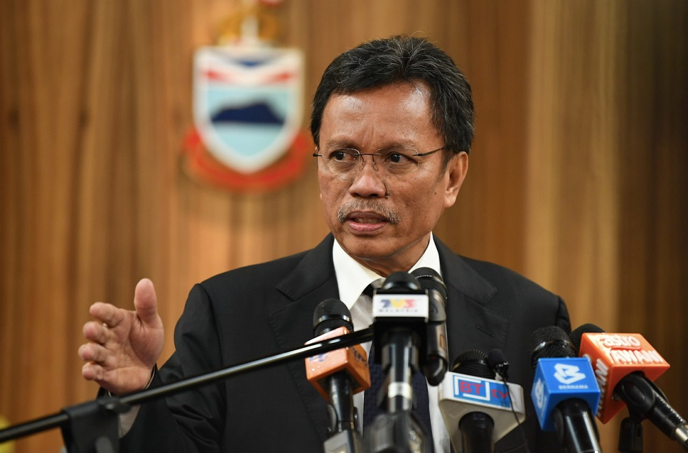 Shafie said that the MACC and federal government need to ensure the same rule applies to everyone and not just specific individuals. — Bernama pic