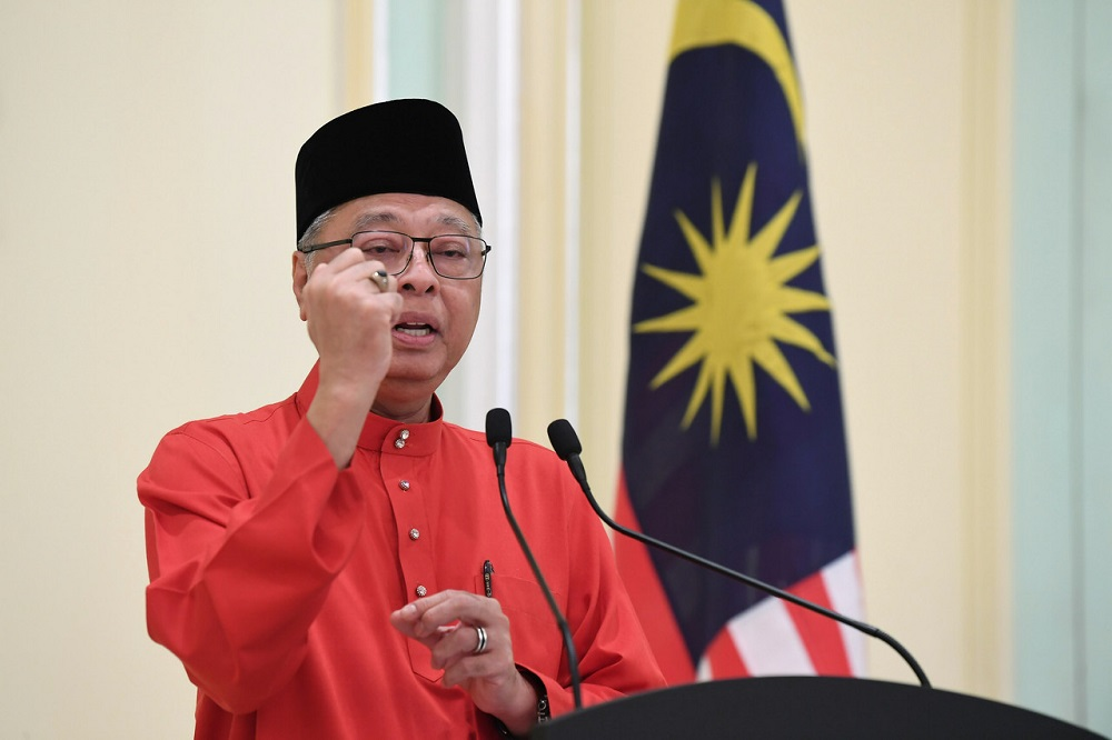Senior Minister Datuk Seri Ismail Sabri Yaakob reminded all parties not to touch on sensitive issues that can arouse anger and discomfort to any party, especially pertaining to matters involving national security and sovereignty. — Bernama pic