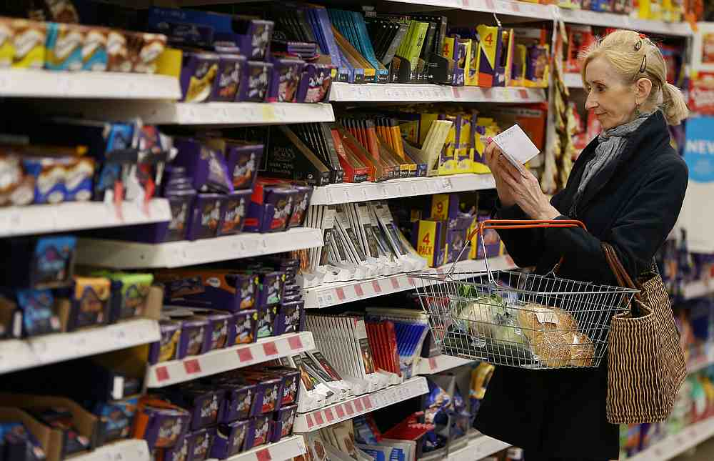Inflation has accelerated sharply since March, when the government began a phased lifting of coronavirus restrictions which has also buoyed the Covid-ravaged economy. — Reuters pic