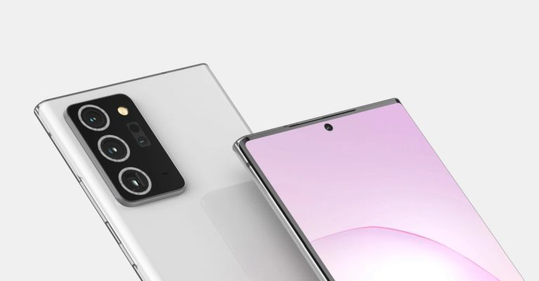 Instead of having three models, the Galaxy Note 20 is said to be released with just two options ― Note 20 and Note 20+. ― Picture via SoyaCincau