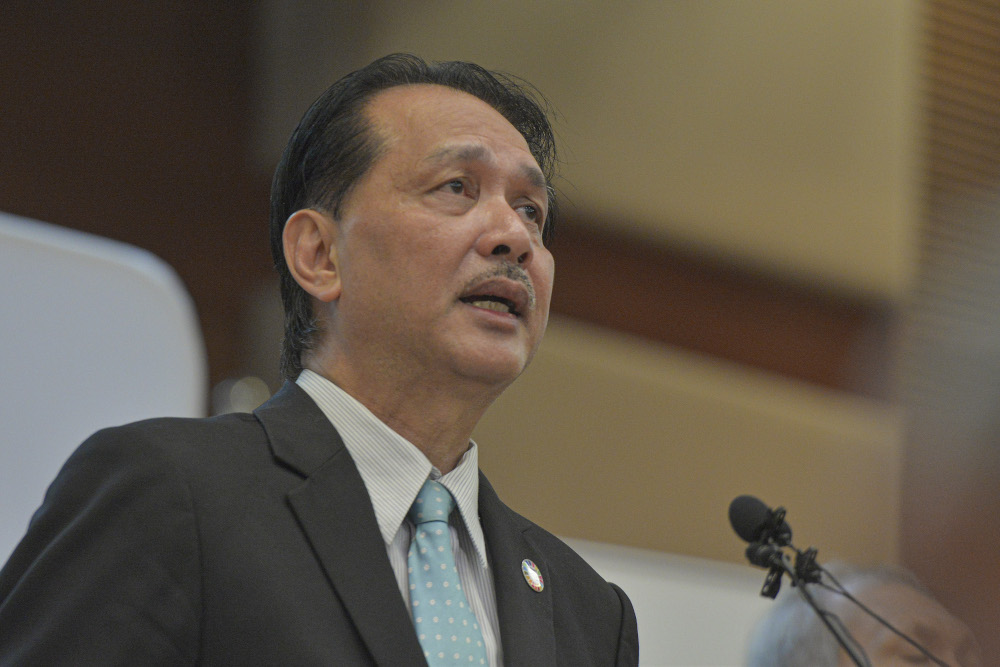 Health Director-General Datuk Dr Noor Hisham Abdullah said all the new cases were local transmissions involving the 91 foreigners and two Malaysians. — Picture by Shafwan Zaidon