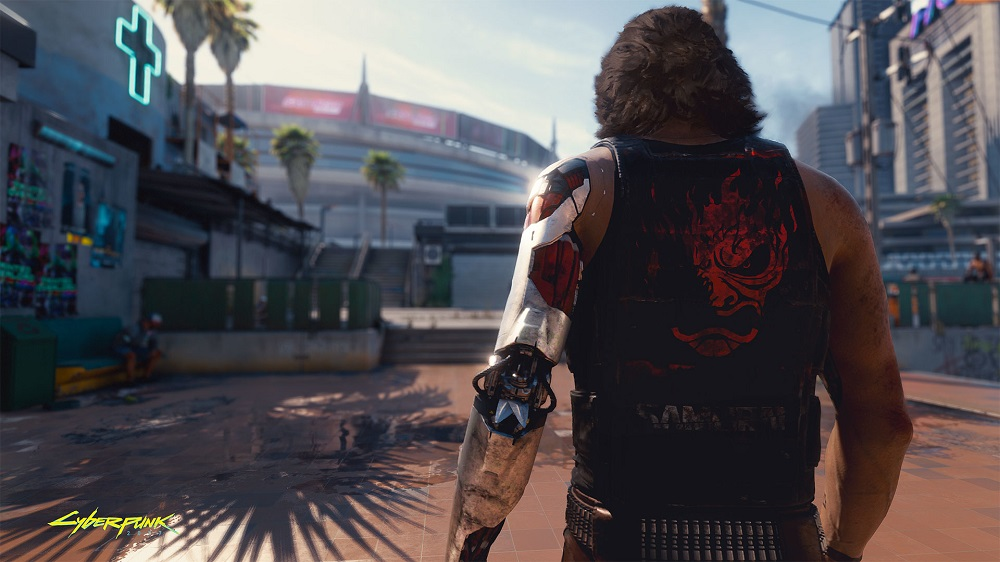 'Cyberpunk 2077' features movie star Keanu Reeves in one of its supporting roles. — Picture courtesy of CD Projekt Red