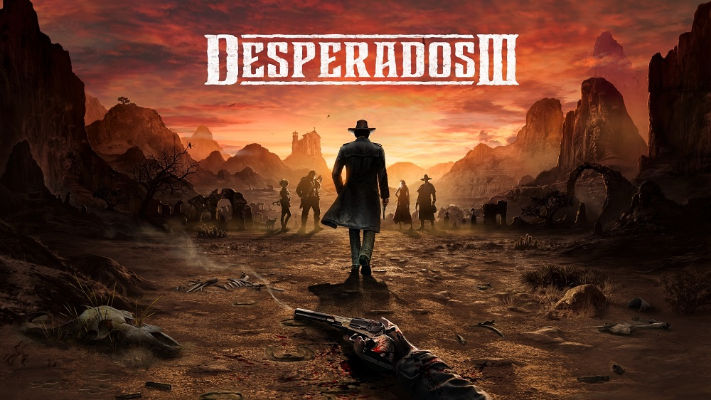 'Desperados III' is accompanied by tabletop pursuit 'Desperados: A Pen & Paper RPG.' — Picture courtesy of Mimimi Games / THQ Nordic