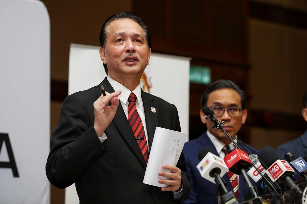 Health director-general Datuk Dr Noor Hisham Abdullah speaks at a press conference in Putrajaya June 24, 2020. — Picture by Choo Choy May