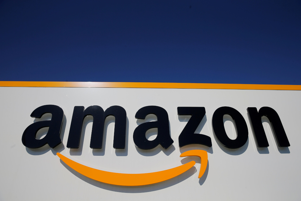Shares of Amazon, the world's largest online retailer, rose 5 per cent in after-hours trade. — Reuters pic