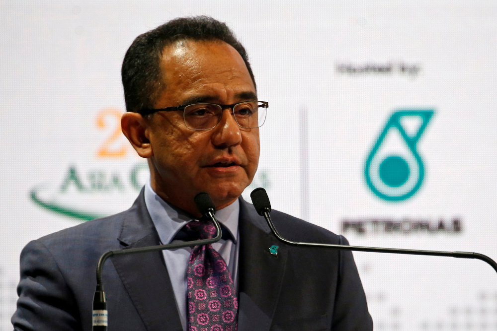 Tan Sri Wan Zulkilee Wan Ariffin recently resigned as chief executive officer of Petronas. — Reuters pic