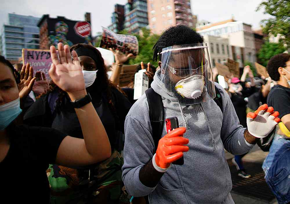 NYC Is Going to Fine People Not Wearing Masks