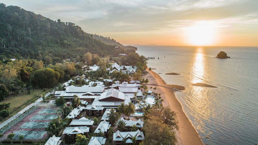 The resort, located in Kampung Tekek, one of Tioman Island's many sub-island tourist spots, comprises 268 rooms and suites, and is managed by Berjaya Hotels and Resorts. — Picture via Facebook