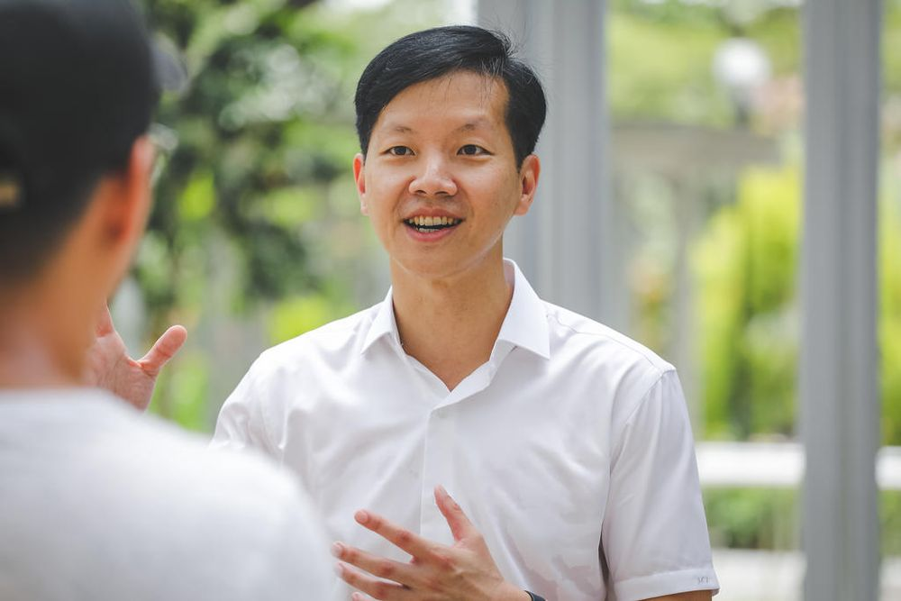 People's Action Party secretary-general Lee Hsien Loong said that the party will investigate the allegations against former candidate Ivan Lim (pictured) after the July 10 General Election. — PAP picture via TODAY