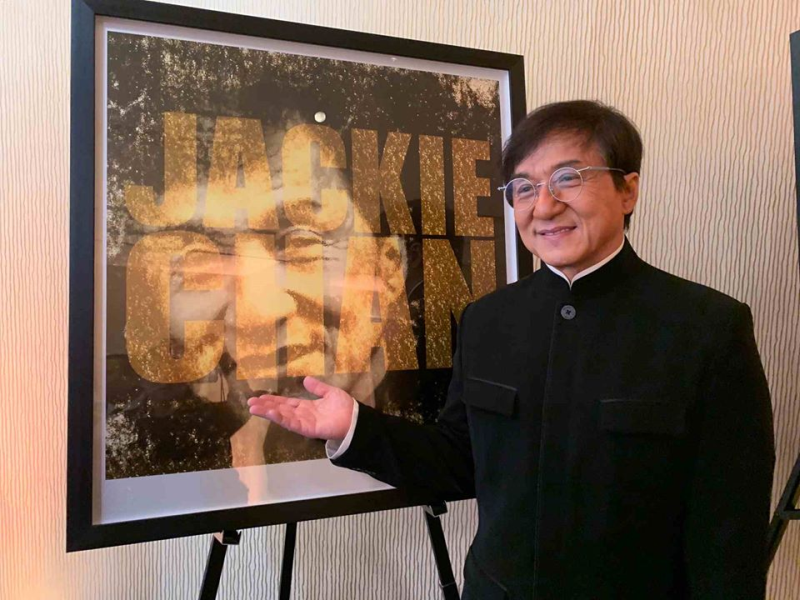 Japanese fans of Hong Kong superstar Jackie Chan are angry their idol is supporting the Hong Kong national security legislation. — Picture via Facebook