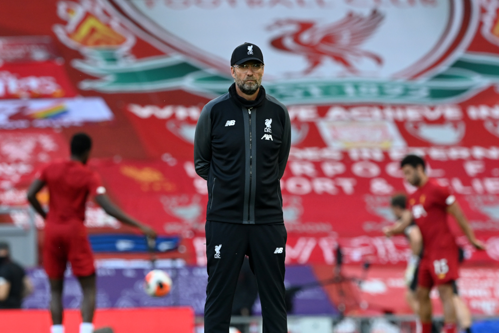 Liverpool manager Jurgen Klopp warned of the threat that City, a resurgent Manchester United and Chelsea, bolstered by the signings of Timo Werner and Hakim Ziyech, would pose next season. — AFP pic