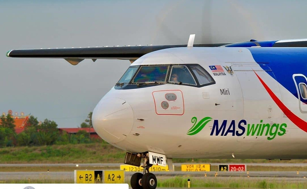 MASwings is planning to reinstate its reduced frequencies and temporary suspended flights back to normal schedule. — Picture from Facebook/MASwings