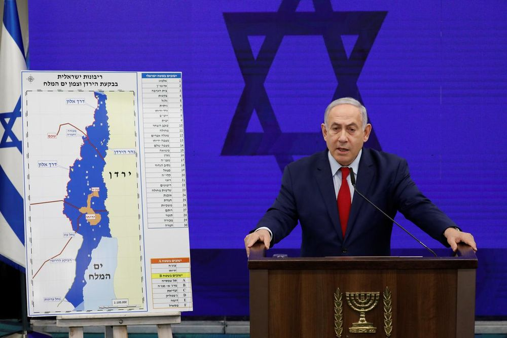 Israeli Prime Minister Benjamin Netanyahu made a direct plea to the most religiously observant to follow lockdown rules. — Reuters pic