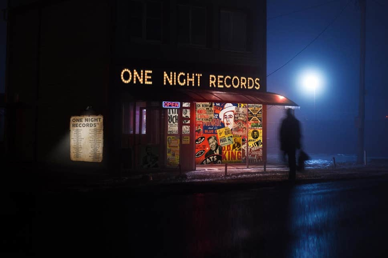 One Night Records will run in London from October 2 through December 31. — Picture courtesy of One Night Records via AFP-Relaxnews