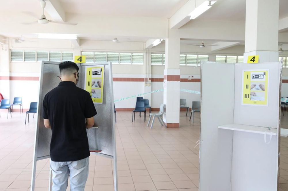 The Elections Department laid out several special arrangements on July 1) for voters as Singapore goes to the polls amid the Covid-19 pandemic. — TODAY pic